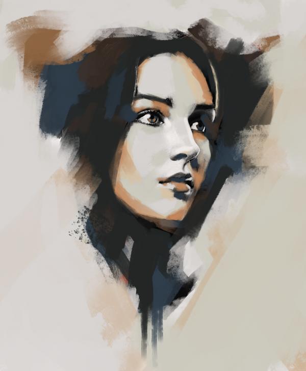 Colour Study 2 by BenAJonesArt