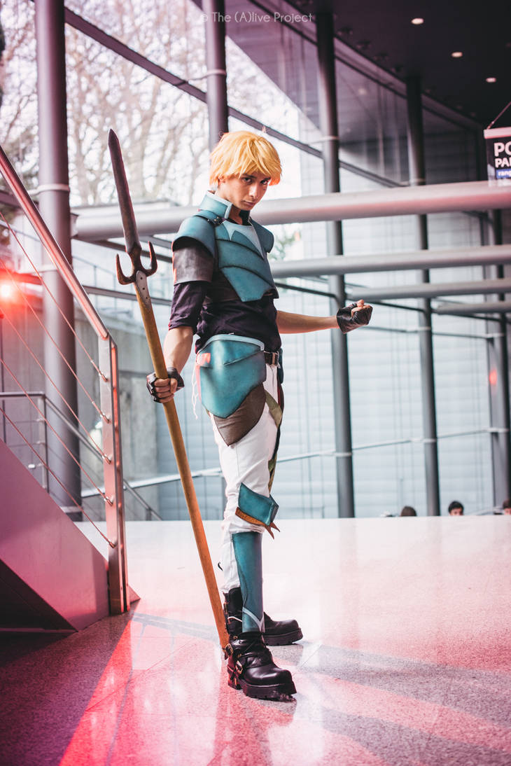 Cormag Cosplay (Fire Emblem : The Sacred Stones)