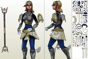 Lux - template by portaldragon