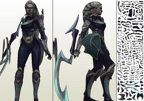 Diana - template by portaldragon