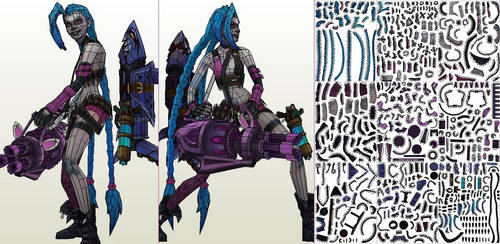 Jinx - template