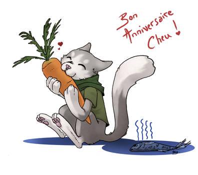 Super carotte by mel-de-ly