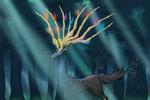 Xerneas, the fairy boss