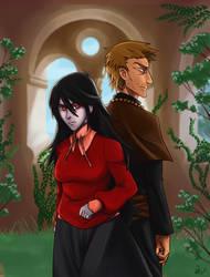 Art Trade - Sylvia and Gordon