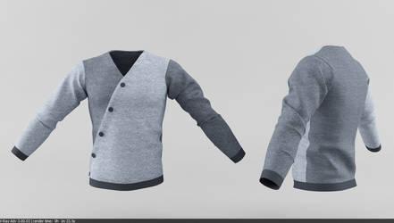 27 Sweater dbl m