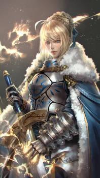 Saber fate/grand order