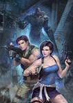 Jill valentine X Carlos -  Resident Evil 3