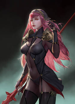 Scathach: Fate/Grand Order