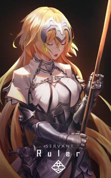 Jeanne D'arc Fate/grand order