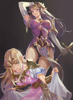 Zelda - Princess Zelda