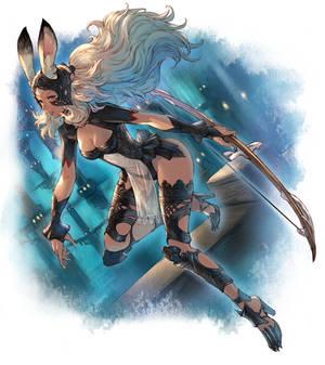 Fran - Final Fantasy XII