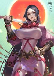 Minamoto No Raikou - Fate GO