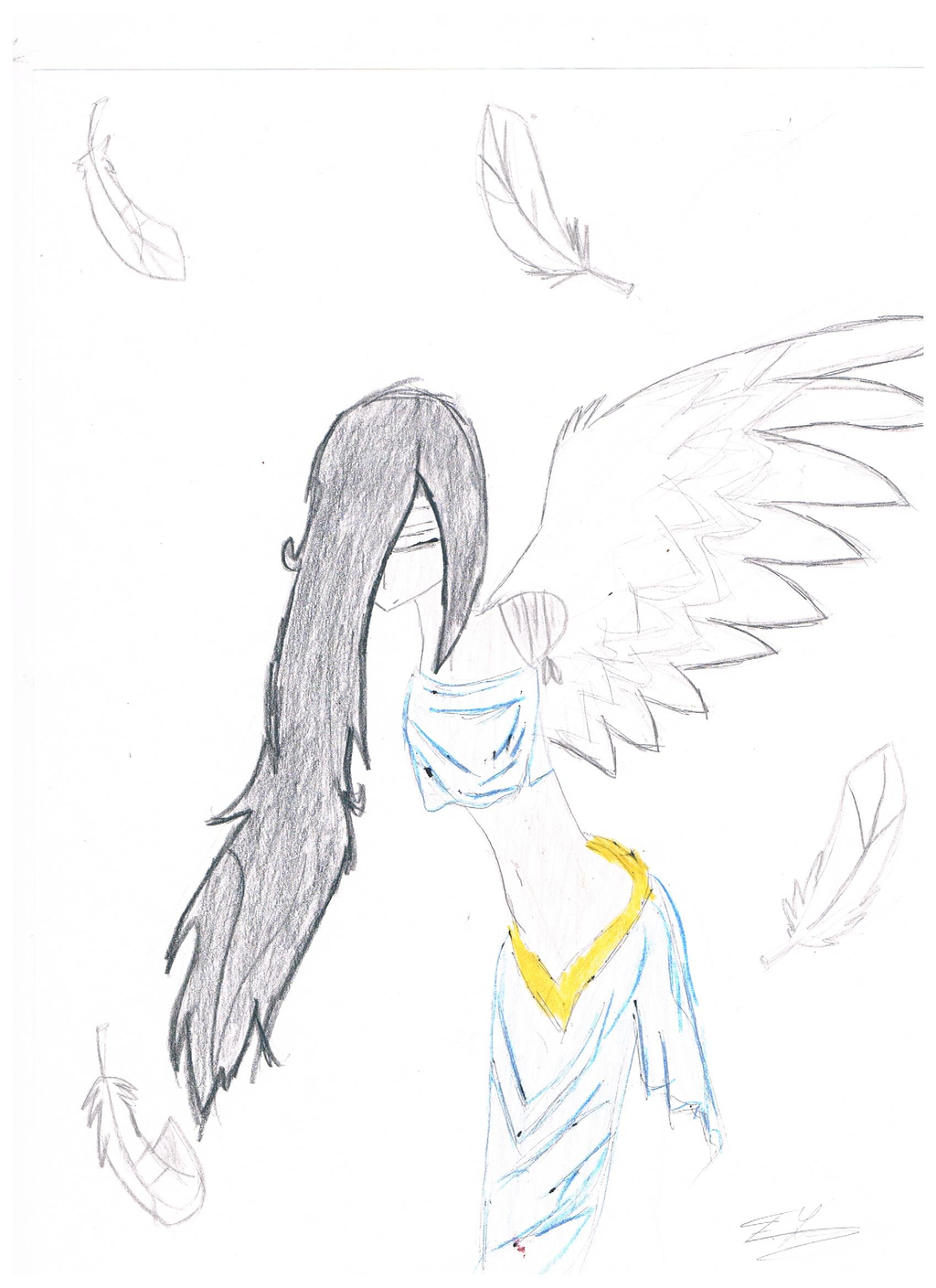 My Guardian Angel by Radarr27 on deviantART