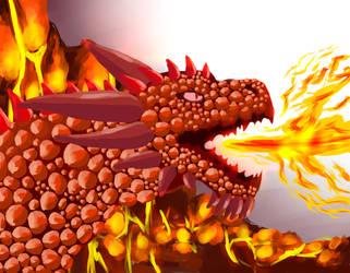 Dragon by Demon-Cinders