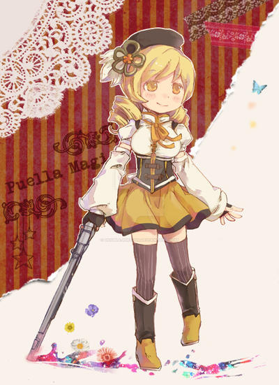 Mami Tomoe by doublejoker00