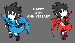 KIU 5th Anniversary