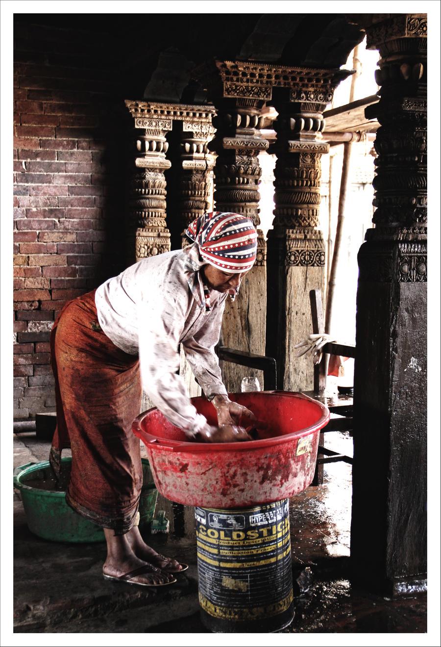 nepal by mechiz