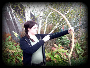 Katniss: Let the Games begin...
