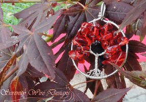 The Three-eyed Raven *SOLD* by SerenityWireDesigns