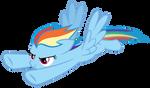 [Vector] Rainbow Dash's Race