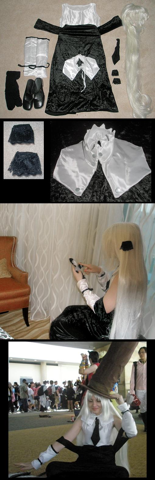 Lilith Cosplay - Otakon 2009 by Caretaker-of-Myth
