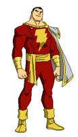 Captain Marvel YJ