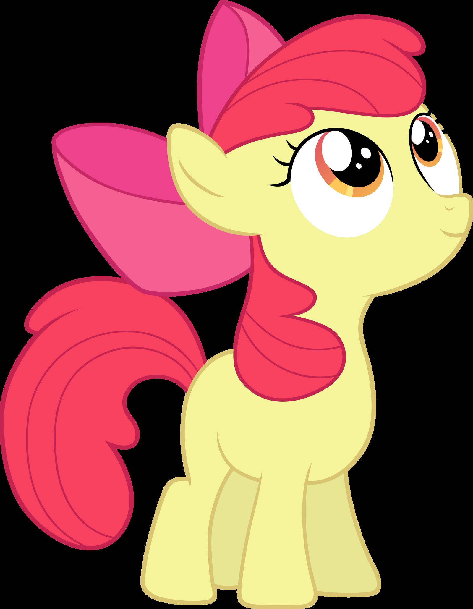 Apple Bloom cute