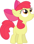 Apple Bloom cute