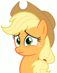 Applejack animated by Myardius
