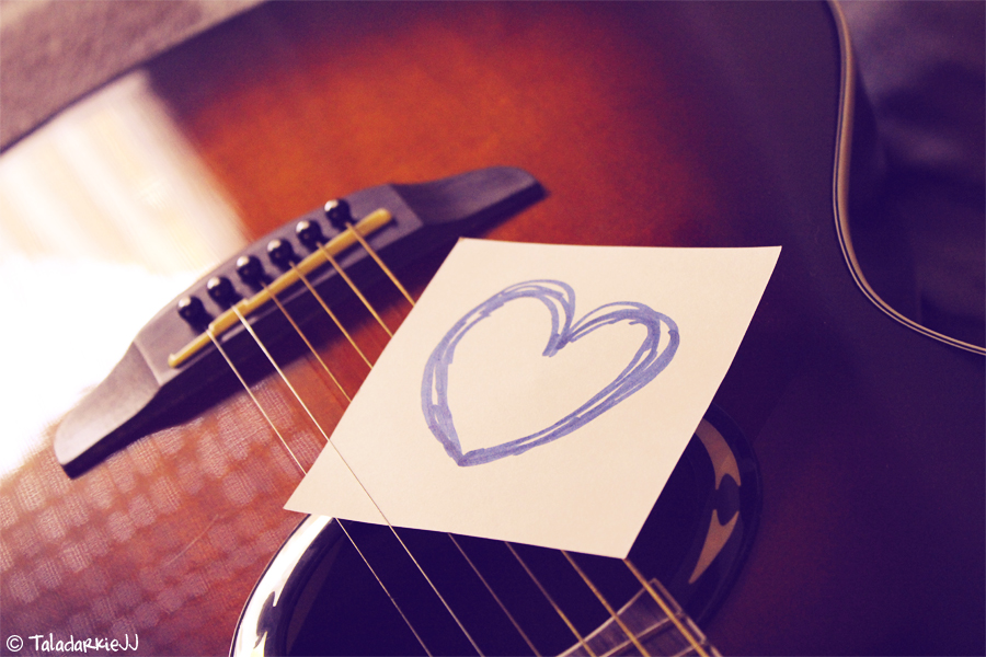 Love for Music by TaladarkieJJ