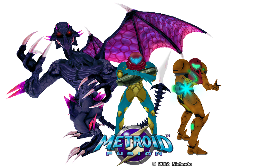Metroid Fusion Cant Think Of A Title By Bagansmashbros On Deviantart