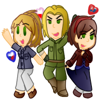 Little West Slavic trio by poi-rozen
