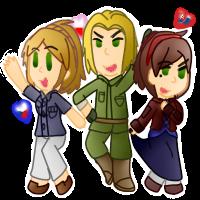 Little West Slavic trio by poi-rozen