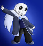 [Undertale AT] Abyss sans