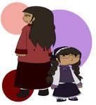 [Undertale] Mother's little girl