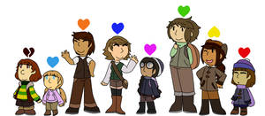 [UT - TO8] The 8 humans