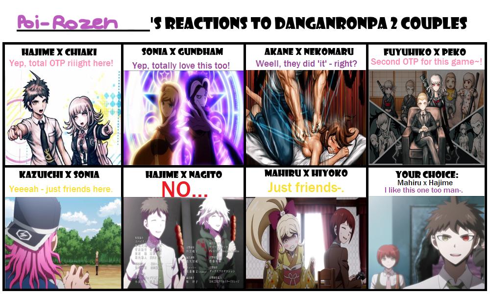 Danganronpa 2 ship meme by poi-rozen on DeviantArt