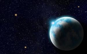 Cold Planet by Dixbit
