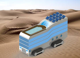 Desert Yacht by Dixbit