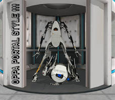 Oppa Portal Style !!! by Dixbit