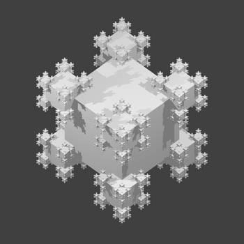 Fractal 02 by Dixbit