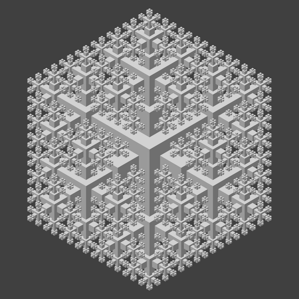 Fractal 07 by Dixbit