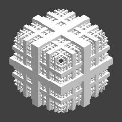 Fractal 08 by Dixbit