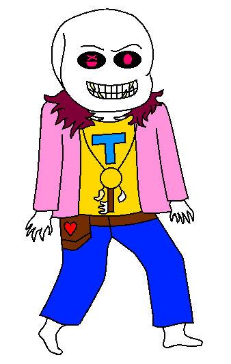 Tickletale! Sans (AU) by SkyloxAndMinecraft on DeviantArt
