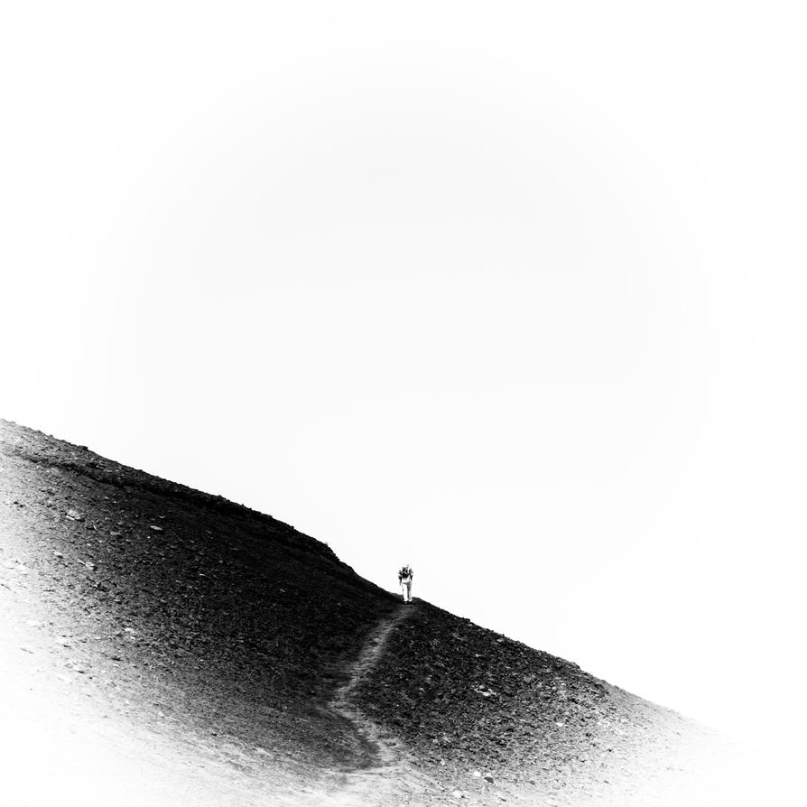 Moon walk by LidiaRossana