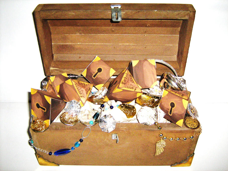 Treasure Chest Party Decorations