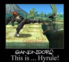 This is Hyrule