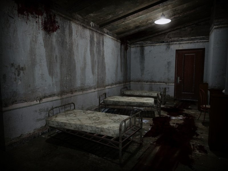 Scariest Picture Ever The Scariest Room Ever