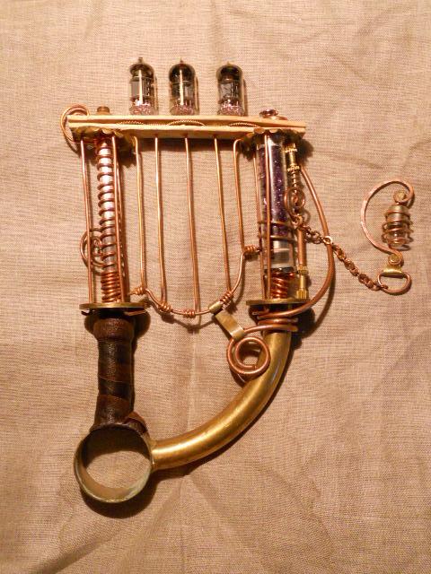 A technogenic harp by ChanceZero