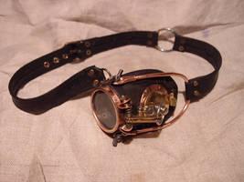 A steampunk monocular by ChanceZero